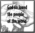 God so loved the people of the world