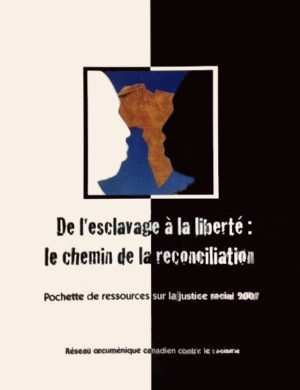 Book cover: De lesclavage a la liberte