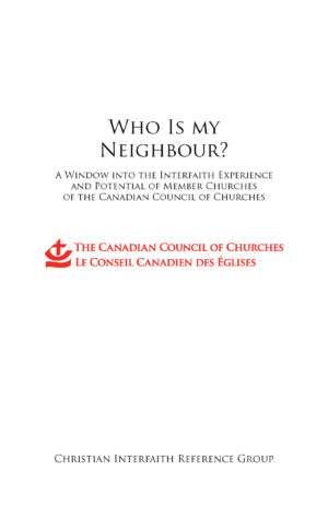 Book cover of Who is My Neighbour?