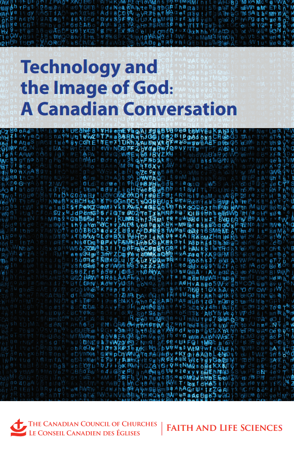Cover of the FLSRG resource Technology and the Image of God