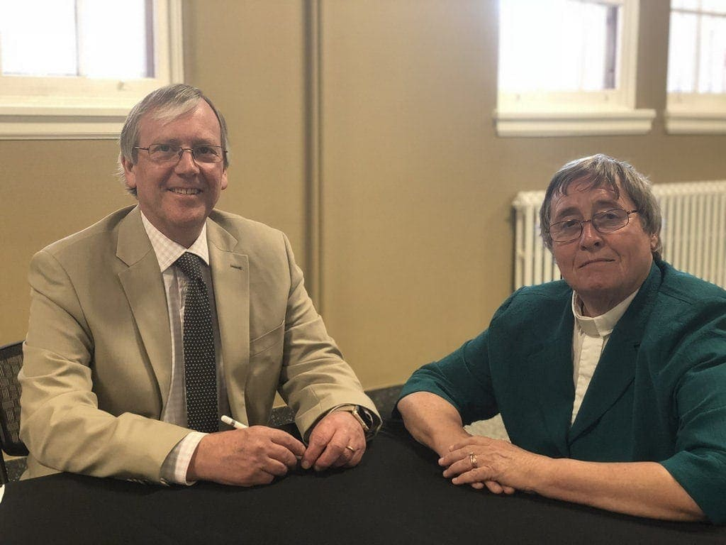 Interview - President and Past President of The Canadian Council of Churches